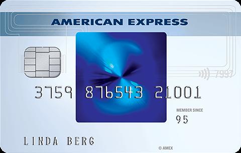 American Express Blue Kreditkarte