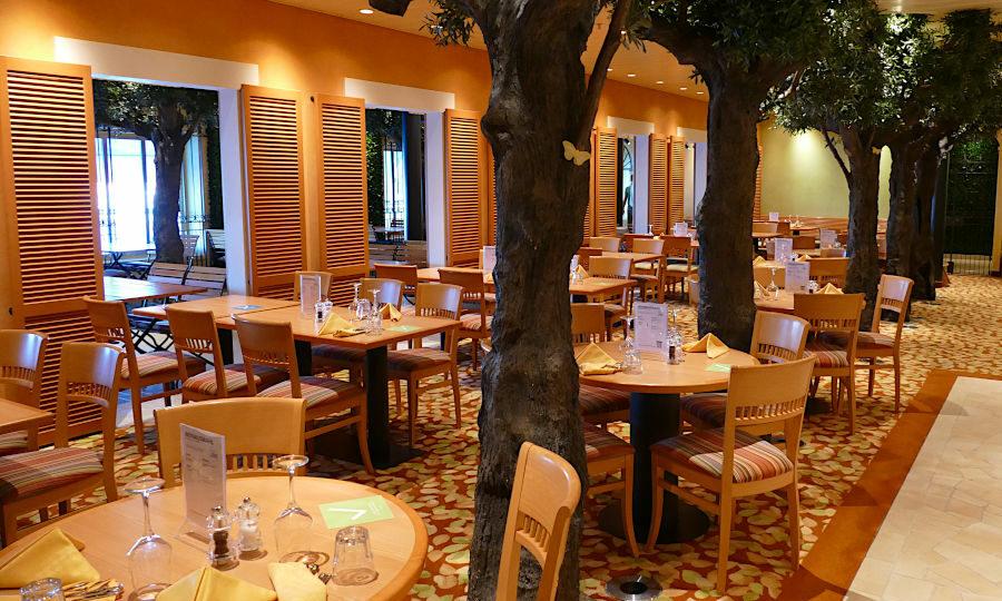 Bella Donna Buffetrestaurant AIDAperla