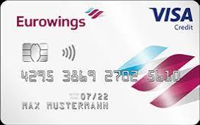 Eurowings Classic Kreditkarte