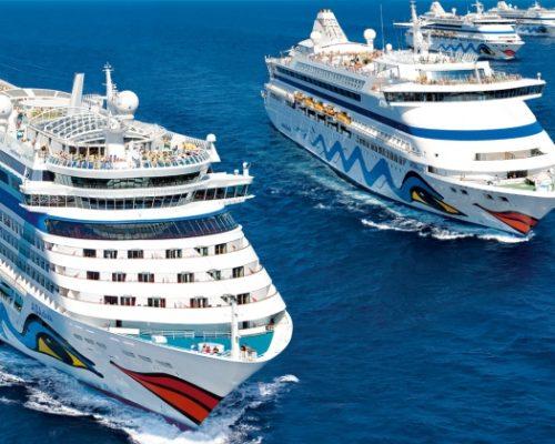 AIDA Cruises Flotte