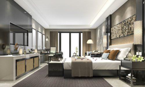 Luxuriöse Juniorsuite in Hotel